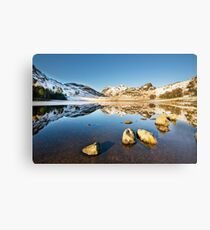 Blea Tarn - Lake District - Cumbria Canvas Print
