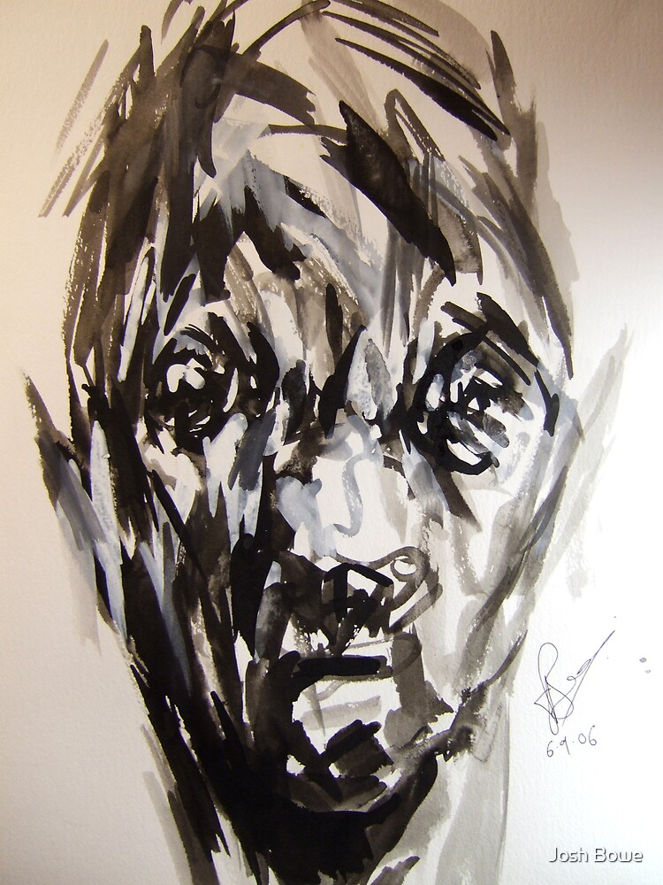 Imaginary Portrait 30 by Josh Bowe