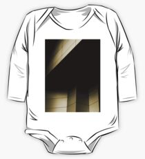 Architecture - Abstract shaded photo aesthetic 2 One Piece - Long Sleeve