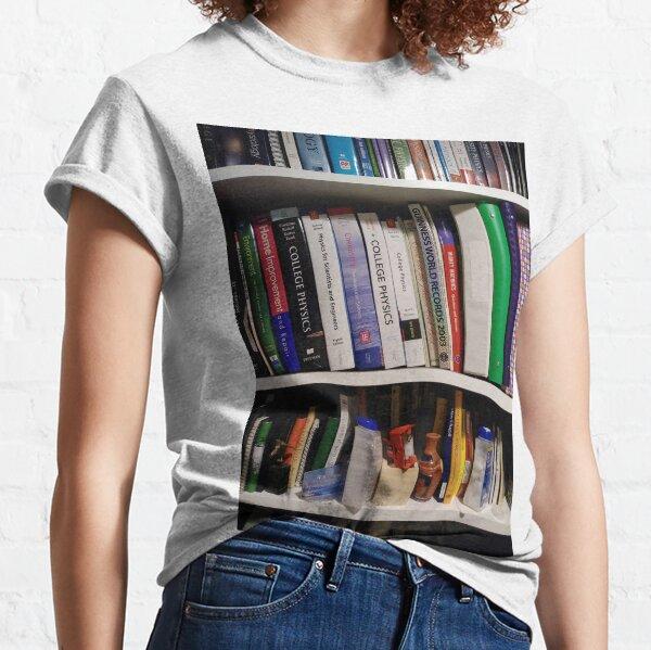 Book Shelves - Книжные полки Classic T-Shirt