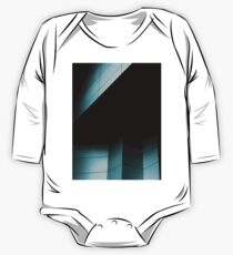 Architecture - Abstract shaded photo aesthetic 3 One Piece - Long Sleeve