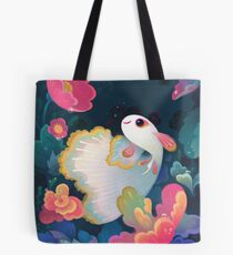 Flower guppy Tote Bag