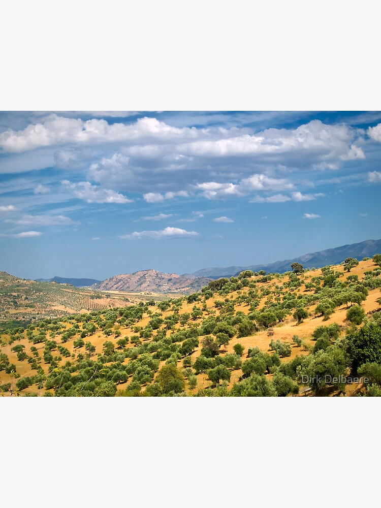 Andalucia, Spain by Delbaere