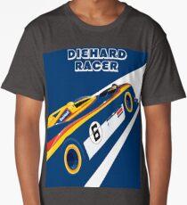 Diehard racer retro Long T-Shirt