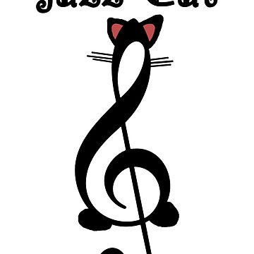 The Jazz Cat (w/text) by Maxdoggy