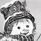 Snow Boy by Ginger Lovellette