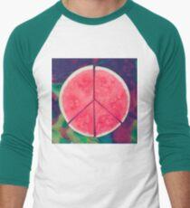 Peace Delicious EP Raglan T-Shirt