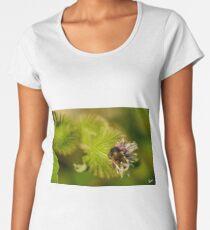 Furry Bumblebee Women's Premium T-Shirt