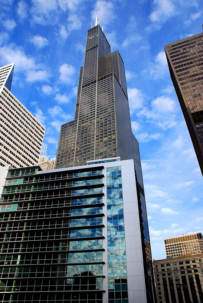 Sears Tower by jack8