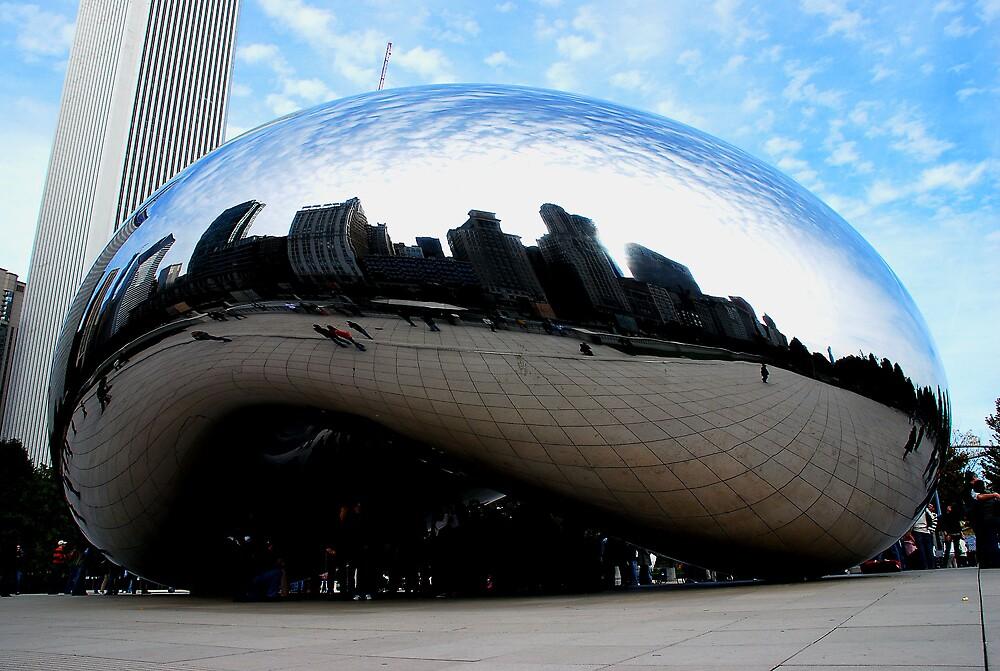 Millennium Park Chicago by jack8