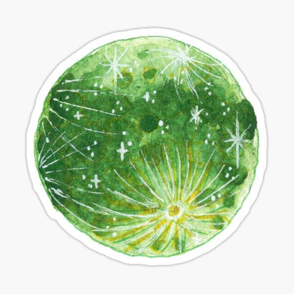 Forest Moon Sticker