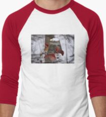 LET'S GET CRACKING Men's Baseball ¾ T-Shirt