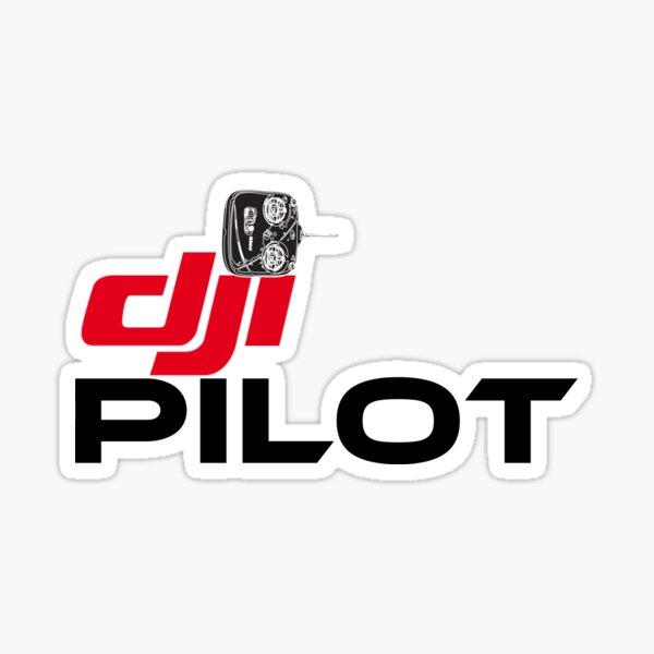 DJI DRONE PILOT TSHIRT and more Sticker