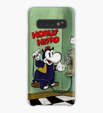Horus Hippo - Telephone Case/Skin for Samsung Galaxy