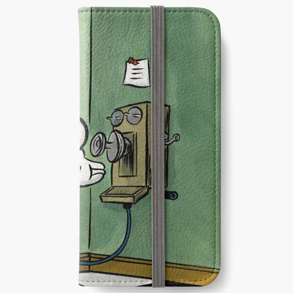 Horus Hippo - Telephone iPhone Wallet