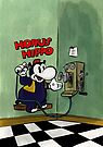 Horus Hippo - Telephone by Stayf