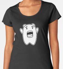 Bazinga Scream Frauen Premium T-Shirts