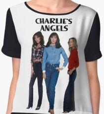 Charlies angels Chiffon Top