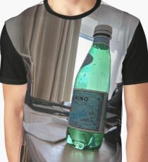 A bottle of water on the table Graphic T-Shirt