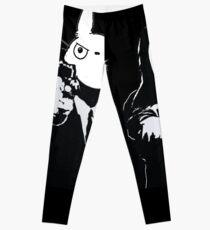 Legging Pulp Ghibli - Studio Ghibli y Pulp Fiction