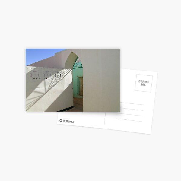Come In Postcard