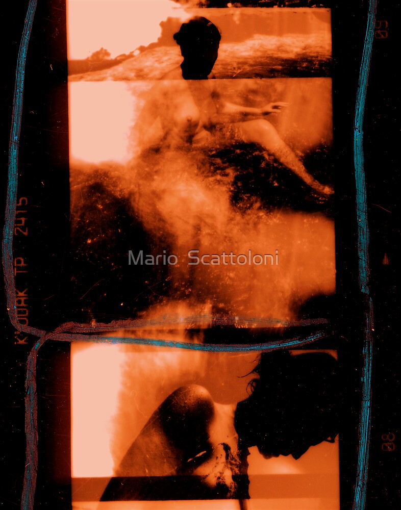 Ella Preggers X2 by Mario  Scattoloni