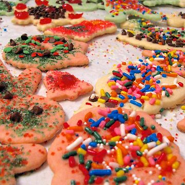 Homemade Christmas Cookies by collageDP