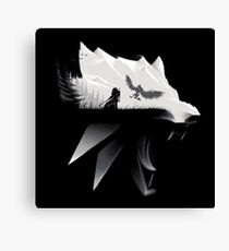 The Witcher 3: Wild Hunt Canvas Print