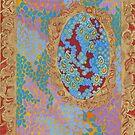 Jewel Tones - The Qalam Series by Marium Rana