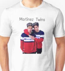 Martinez Twins Unisex T-Shirt