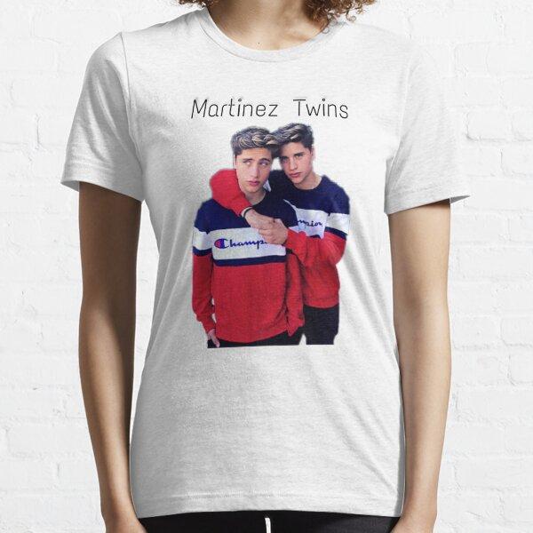 Martínez Gemelos Camiseta esencial