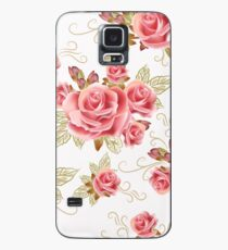 Blushing Pink Case/Skin for Samsung Galaxy