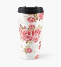 Blushing Pink Travel Mug