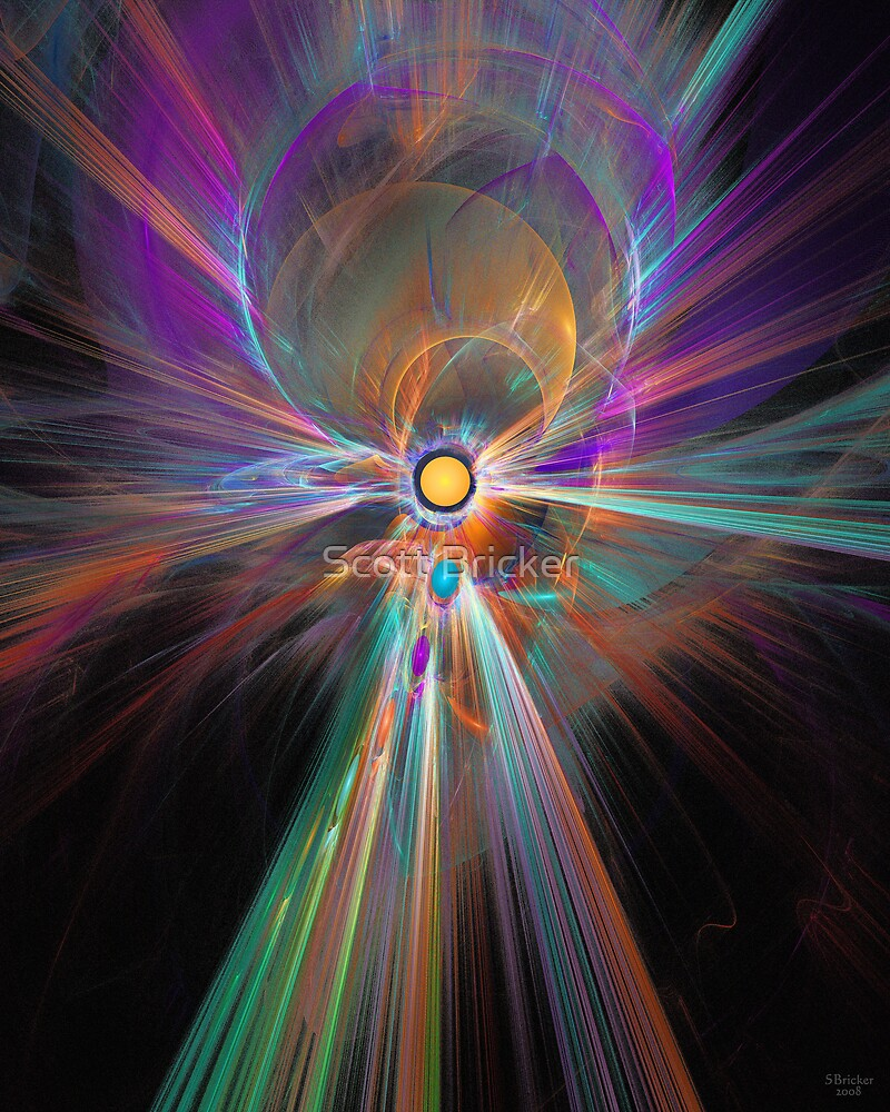 'Angel of the Light (Angel)' by Scott Bricker