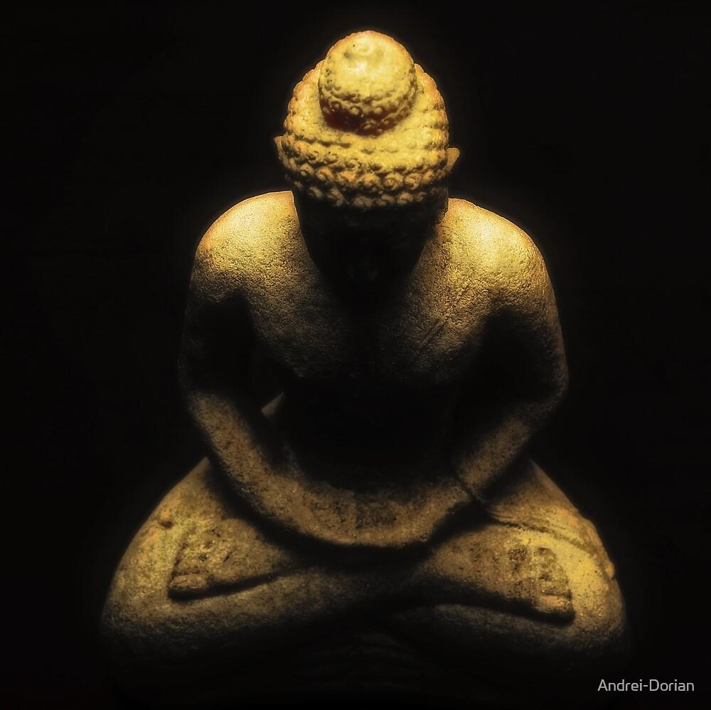 Budhha 1 by Andrei-Dorian