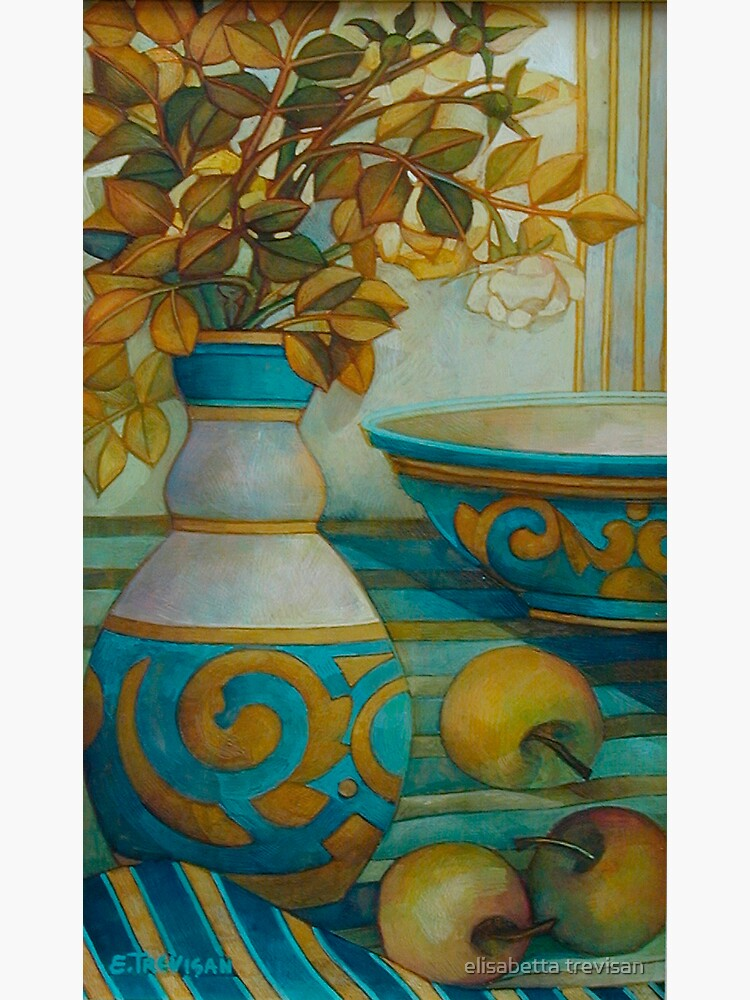 still life turquoise by betta
