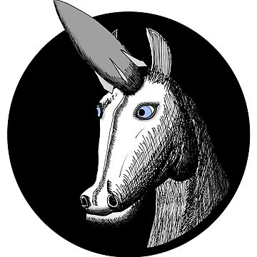 Atomic Unicorn by niry
