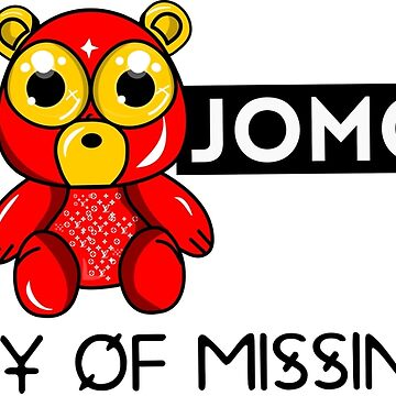 JOMO- THE JOY OF MISSING OUT by PurpleLoxe