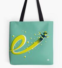 Super E (f) Tote Bag
