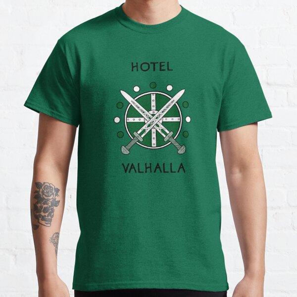 Magnus Chase - Hotel Valhalla Classic T-Shirt