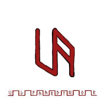Ulfadnor Art Logo by Wjcurfman