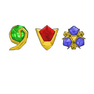 Three Sacred Stones by Wjcurfman