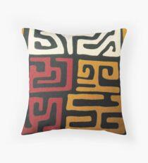 Afrocentric - Mudcloth Throw Pillow