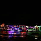 Christmas trucks by Perggals© - Stacey Turner