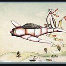 Bear bomber by Jenny Wood