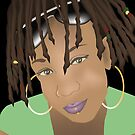 This is Me Collection - Rasta Girl by Rebecca Breedlove