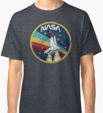 Nasa Vintage Colors V01 Classic T-Shirt