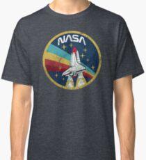 Nasa Vintage Colors V01 Classic T-Shirt