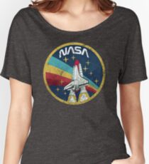 Nasa Vintage Colors V01 Women's Relaxed Fit T-Shirt