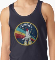 Nasa Vintage Colors V01 Tank Top